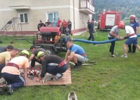 Târgu Neamț găzduiește faza zonală a Concursurilor Serviciilor Profesioniste pentru Situații de Urgență