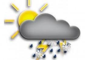 Atentionare meteorologica de cod galben