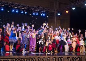 Festivalul Internațional de Muzică Ușoară VOLARE – Tîrgu Neamț