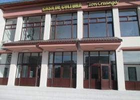 Casa Culturii se redeschide vineri