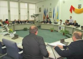 Ședința extraordinară a Consiliului Local Târgu Neamț 23 octombrie