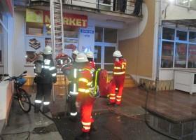 Incendiu în Târgu Neamț – simulare pentru pompieri