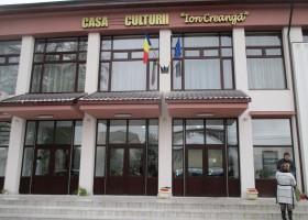 """Inaugurarea Casei Culturii """"Ion Creangă"""""""