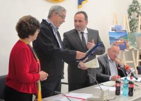 Târgu Neamț are un nou cetățean de onoare