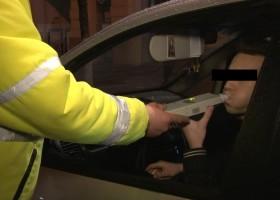 Ieri, doi conducători auto au fost surprinși în flagrant