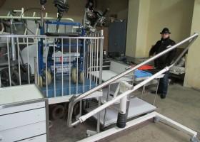 Noi donații pentru Spitalul din Târgu Neamț
