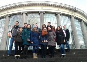 Liceenii de la Conta, în vizită la Parlamentul European