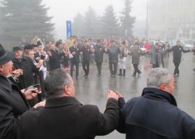 Ziua Unirii la Târgu Neamț în imagini