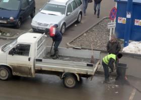 EuroSal curăță autovehicule pro bono