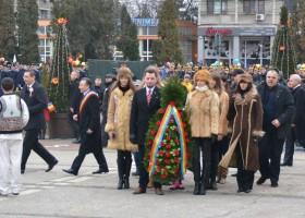 Târgnemțeni, Iohannis și Ponta, în hora unirii de la Iași