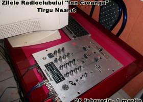 """Zilele Radioclubului """"Ion Creangă"""" Târgu Neamț"""