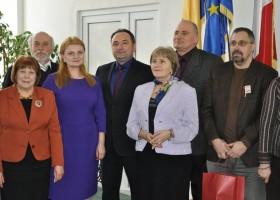 Vizita delegației din Republica Moldova la Primăria Târgu Neamț