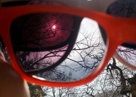 Eclipsa parțială de soare. Triplă protecție: