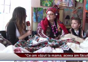 Despre portul tradițional din zona Târgu Neamț