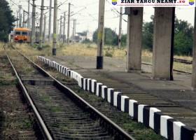 Poza Zilei: Trenurile CFR circulă din nou de la/ spre Târgu Neamț