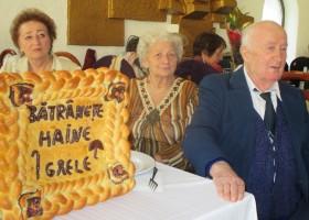 Ziua Persoanelor Vârstnice din Târgu Neamț, în imagini