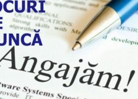 LOCURI DE MUNCĂ ÎN ADMINISTRAȚIA PUBLICĂ DIN NEAMȚ 02.10.2015