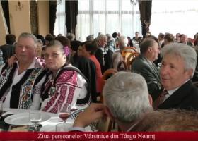 Ziua persoanelor Vârstnice din Târgu Neamț