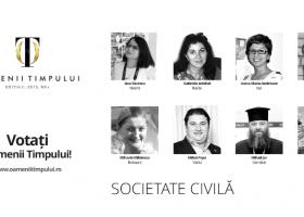 Ana Savescu și Străjerii Naturii contează pe votul nemțenilor la Gala Oamenii Timpului