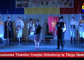 Tinerii Creștin Ortodocși, reuniți la Târgu Neamț