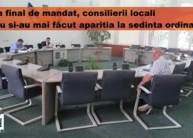 Consilierii locali au dat cu mucii în fasole la final de mandat