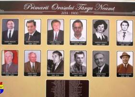 Primarii orașului Târgu Neamț din 1900 până în prezent