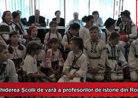 Profesorii de istorie din România, reuniți în Ținutul Neamțului