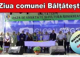 Ziua comunei Bălțătești, sărbătoare aflată la prima ediție