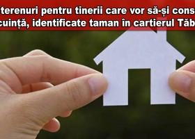 În cartierul Tăbăcari, terenuri disponibile pentru aplicarea Legii 15/2003