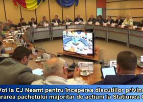 Implicarea CJ Neamț pentru Stațiunea Oglinzi: Arsene explică, aleșii liberali se abțin