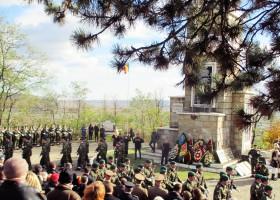 Târgu Neamț: Omagiu Vânătorilor de Munte, la centenar