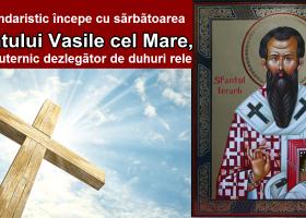 Sfântul Vasile cel Mare, păzitor de duhuri rele