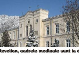 Cadrele medicale, la datorie și de Revelion. Vezi cine asigură asistența de urgență