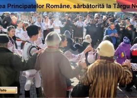 Târgnemțenii s-au prins în Hora Unirii