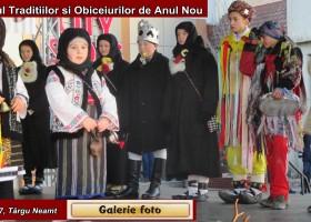 Festivalul Obiceiurilor și Tradițiilor de Anul Nou: bucuria copiilor, nostalgia bătrânilor