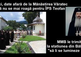 13 măcuițe de la Văratec, trimise de MMB la stațiune