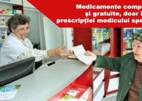 Acces mai rapid și mai simplu la medicamente gratuite și compensate