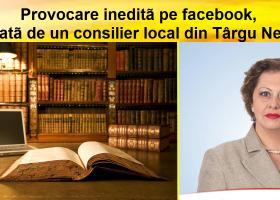 Provocare inedită pe facebook, lansată de un consilier local din Târgu Neamț