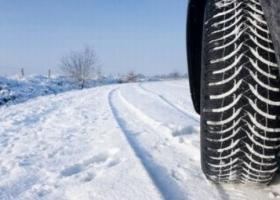 Accident la Pipirig din cauza neadaptării vitezei la condițiile meteo (carosabil acoperit cu zăpadă)