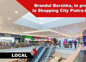Brandul internațional Bershka vine la Shopping City Piatra-Neamț