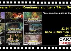 Târgu Neamţ, primul oraş în care ajunge Caravana Filmului Românesc – Cartea şi filmul/Capodopere ale cinematografiei naţionale