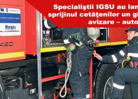 IGSU: Ghid de avizare – autorizare în sprijinul cetăţenilor