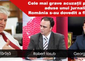 Cele mai grave acuzații penale aduse unui jurnalist din România s-au dovedit a fi false