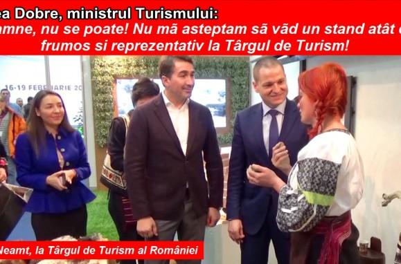 ministrul turismului la tg neamt