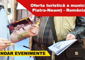 Piatra-Neamț la Târgul de Turism al României