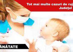Tot mai multe cazuri de rujeolă. Mulţi părinţi refuză imunizarea