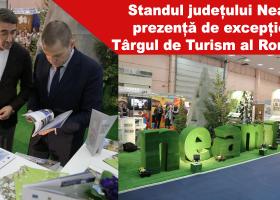Județul Neamț, cea mai bună prezență la Târgul de Turism al României, 16-19 februarie 2017