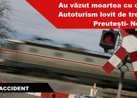 Accident pe calea ferată