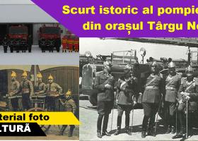 Scurt istoric al pompierilor la Târgu Neamţ