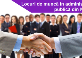 LOCURI DE MUNCĂ ÎN ADMINISTRAȚIA PUBLICĂ DIN NEAMȚ la 23 iunie 2017